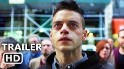 MR. ROBOT Season 3 Official Trailer (2017) Rami Malek TV Show HD