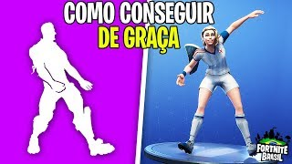 COMMENT GET/PICK UP THE DANCE FOR FREE BOOGIE DOWN-Fortnite Battle Royale