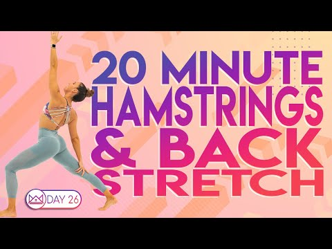 20-minute-hamstrings-and-back-stretch|-30-day-at-home-workout-challenge-|-day-26