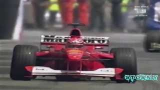 F1 Monaco Grand Prix 2000 Race Highlights