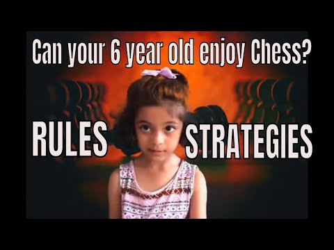 How to teach Chess to Children | Rules & Strategies