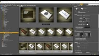 Сбор набора картинок в один PDF с помощью Bridge