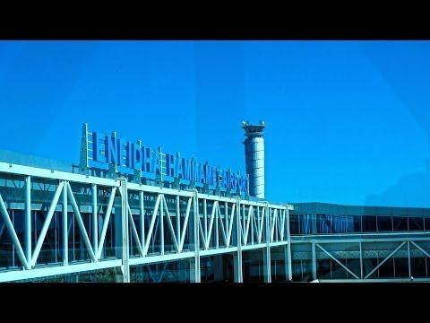Enfidha - Hammamet , Tunisia aiport takeoff & landing  HD