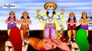 Ganapati - Why Is Durva Grass Dear To Ganesha - Kannada
