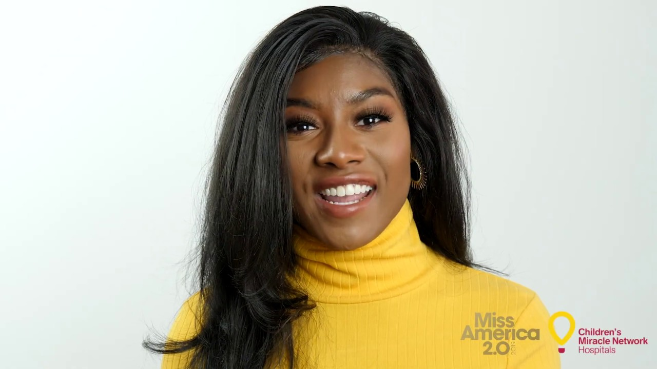 Childrenshospitalsweek Kickoff With Nia Franklin Miss America 2019