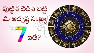 Numerology Number 7 People Career | Number Seven Numerology  | Patas TV