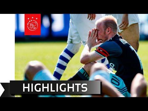 Highlights De Graafschap - Ajax