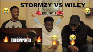 STORMZY - STILL DISAPPOINTED & Wiley - Eediyat Skengman 2 (Stormzy Send) [REACTION] RUUUUDE !!!!!!!!