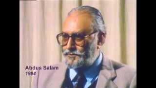 Pakistani Ahmadiyya Muslim Scientist Dr Abdus Salam Italian Documentary