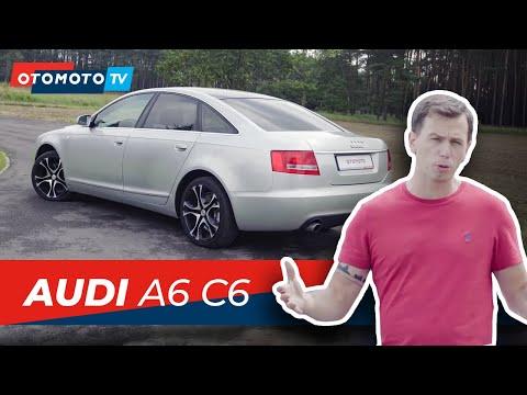 Audi A6 C6 – najlepsza limuzyna 2005 roku przeżywa drugą młodość | #TOP10 OTOMOTO