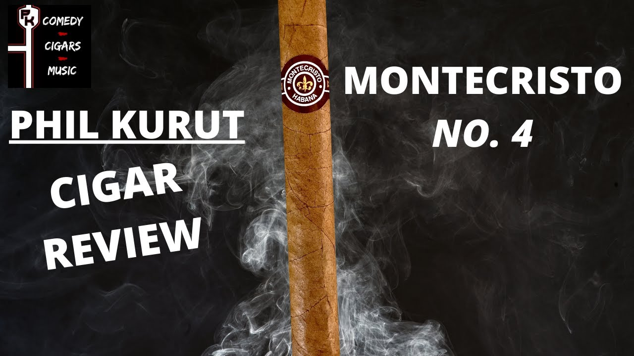 MONTECRISTO NO. 4 CIGAR REVIEW