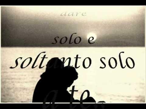Buon giorno bell'anima Biagio antonacci  + testo