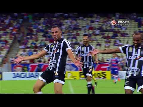 Melhores momentos - Ceará 2 x 1 Fortaleza - Campeonato Cearense - (04/04/2018)