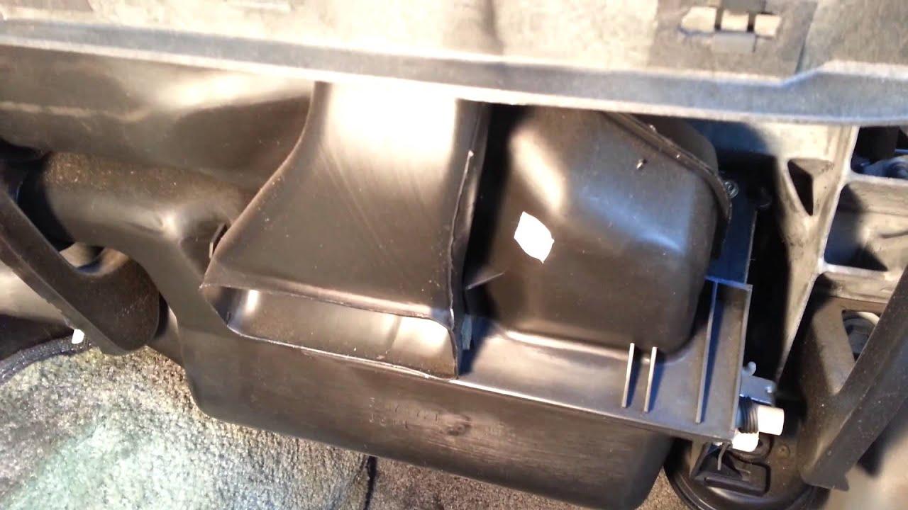 2000 astro van no floor heat part 1 youtube rh youtube com