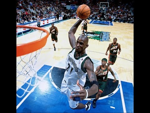 Kevin Garnett in the Twin Cities: Minnesota Timberwolves compilation