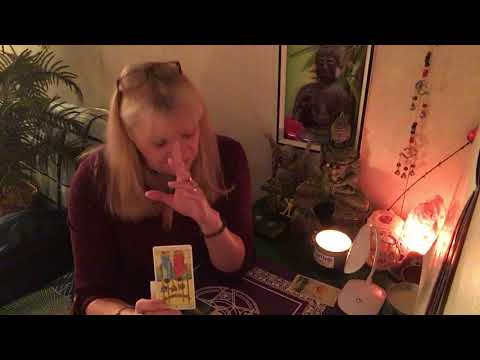 VIRGO.IS SOMEONE AT HOME OR WORK CAUSING AN UPSET? Weekly Tarot Forecast Feb. 18-25