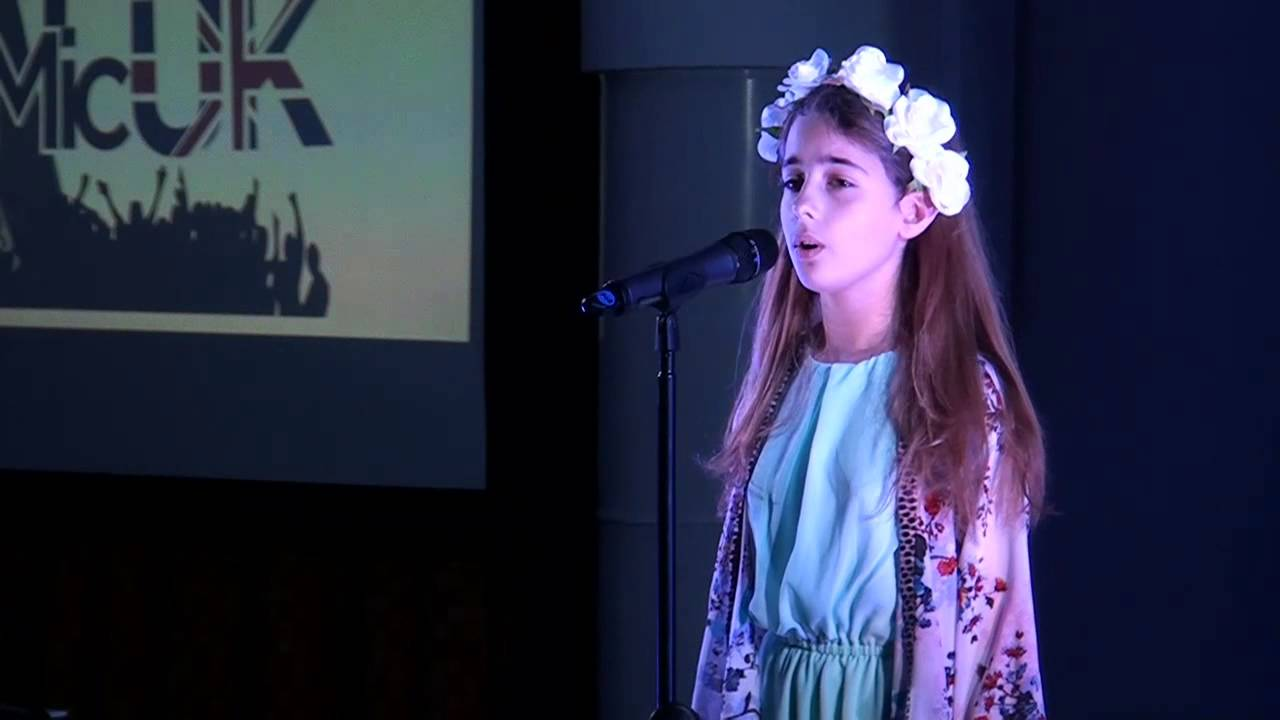 BIRDY - SHELTER performed by SOPHIE at the Birmingham Area ...