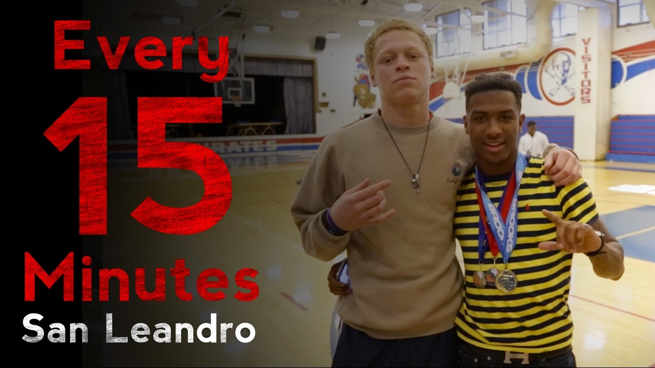Download Every 15 Minutes: San Leandro High School 2017 B