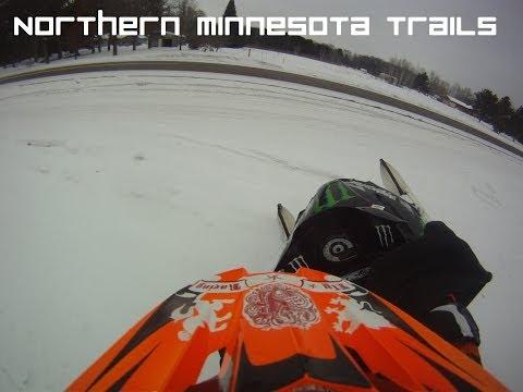 Feb15 Snowmobile Trip   Cross Lake, MN