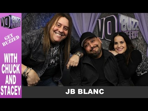 Anime & Video Game Voice Over Actor  JB Blanc PT1  How To Do Voice Over, Dialect Expert, Acting
