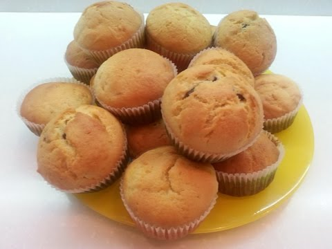 Кексики на сметане Простой рецепт Вкусных кексов