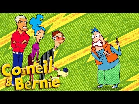 Watch my chops | Corneil & Bernie - A Real Gem S02E29 - Cartoon HD