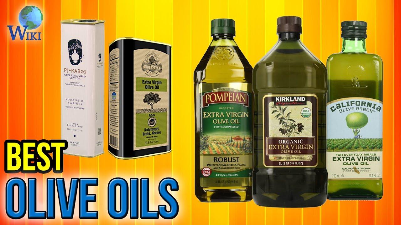 Best Olive Oils