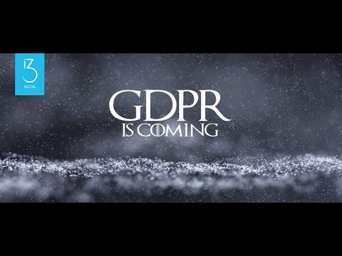 GDPR and Digital Project Planning Webinar