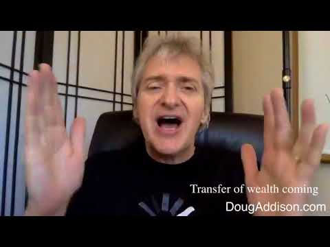 A transfer of wealth is coming!
