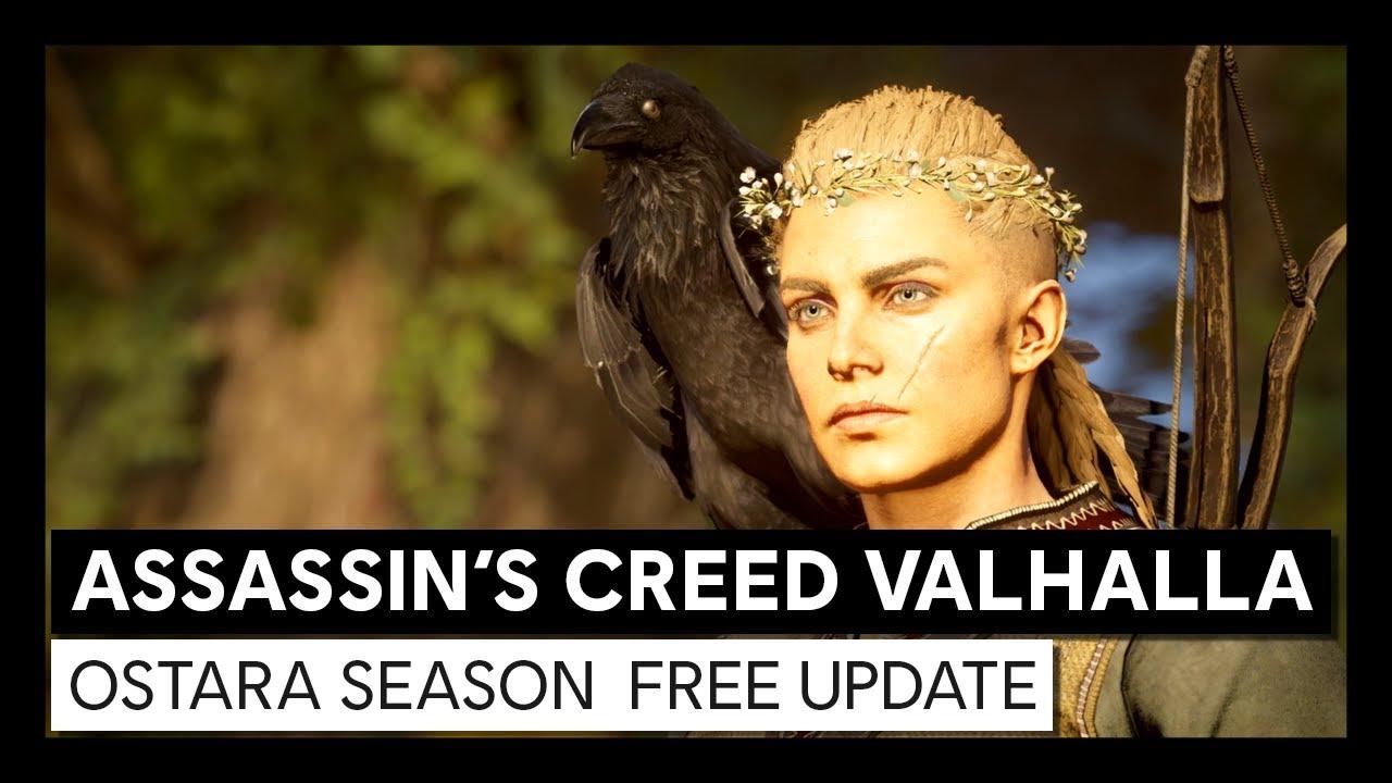 Assassin's Creed Valhalla: Ostara Season Free Update