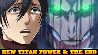 The HEARTBREAKING & UNEXPECTED FINAL BATTLE In Attack on Titan Going To Chapter 131 EREN'S NEW POWER