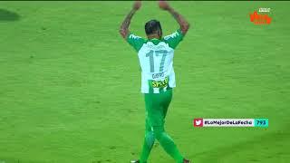 Liga Aguila 2018-I Cuartos Vuelta Nacional 2-0 Cali
