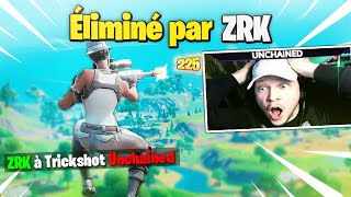 JE TRICKSHOT des STREAMERS sur FORTNITE... (ZRK vs. Streamer)