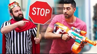 nerf don t stop challenge