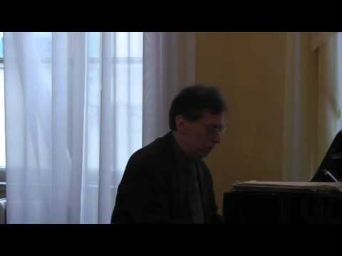Robert Levin about Mozart and improvisation