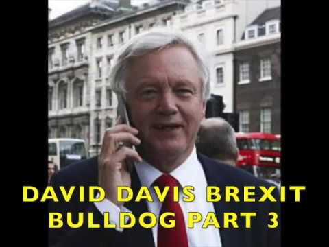 Brexit Bulldog David Davis Part 3