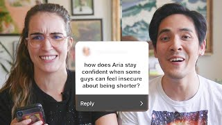 Dating A Shorter Guy?   Merle & Aria Q&A