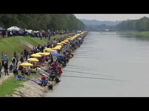 The 61st World Coarse Angling Championship 2014 - Prelog Croatia