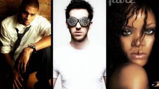 vuclip Chris Brown vs Rihanna - We Found Beautiful People (Dj Raff Mash Up)