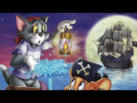 Том и джерри мультфильм пираты смотреть
