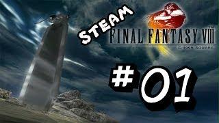 Final Fantasy VIII (Detonado) #01 - SeeD, Balamb e Algumas Dicas!! (Steam) PT-BR