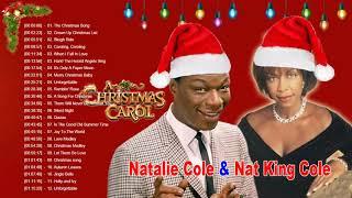 Natalie Cole, Nat King Cole: Christmas Songs Full Album - Best Christmas Carols Playlist