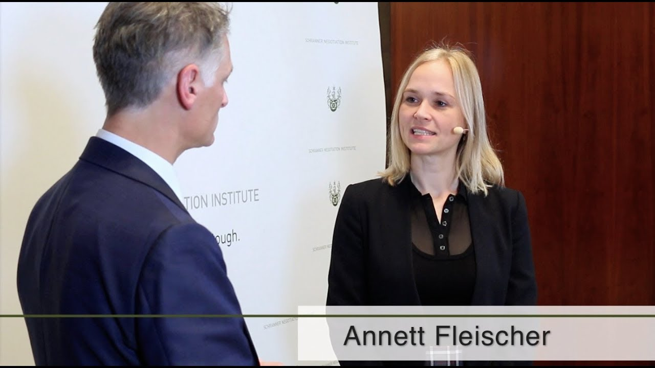 Annett Fleischer Interview Auf Der I Do It My Way Conference 2017