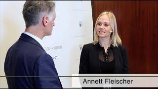 Annett Fleischer: Interview auf der I DO IT MY WAY Conference 2017