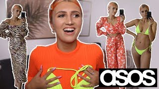 ASOS TRY ON HOLIDAY HAUL | SUMMER 2019