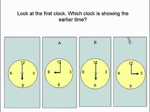 ERB test sample. First grade entrance exam. - YouTube