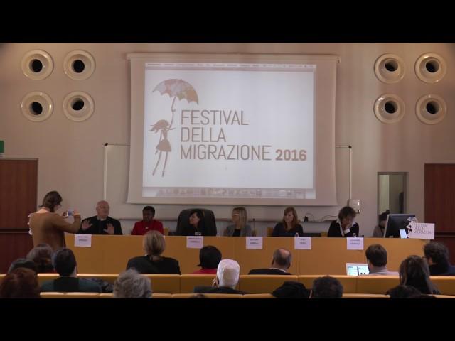 Festival della migrazione 2016 - intervento di Gian Carlo Perego