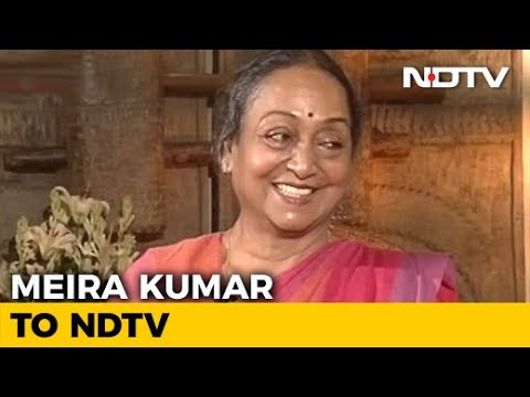 Meira Kumar Reacts To Sushma Swaraj's Video Against Her: 'We Are Friends'