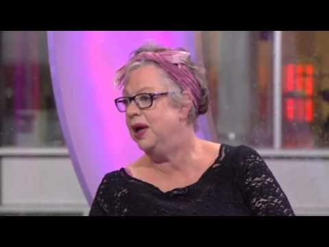 """Jo Brand on The One Show """"Getting On"""" series 3 chat - 11th October 2012"""
