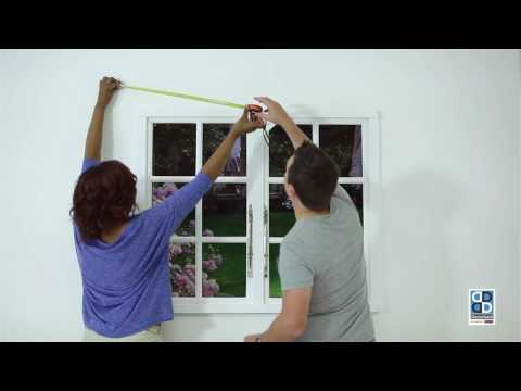 How To Measure Your Window For Blinds